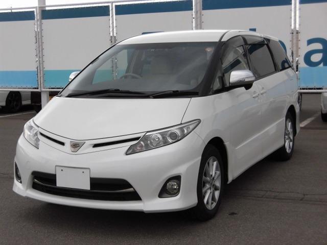 トヨタ 2.4 アエラス 4WD