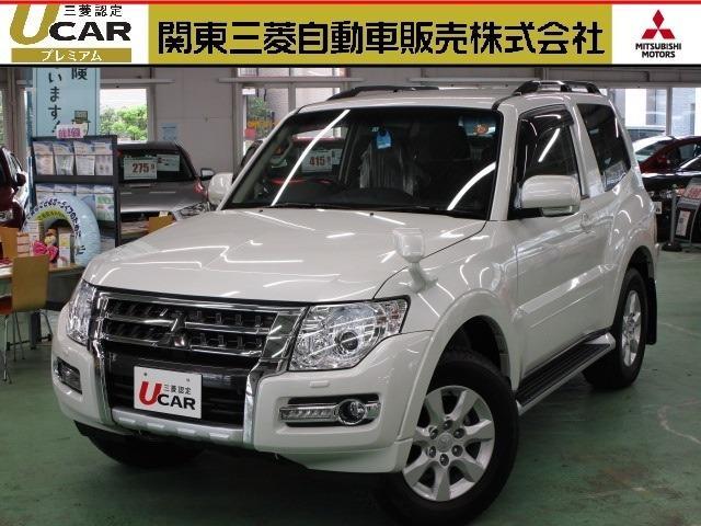 パジェロ(三菱) ショート VR−I 中古車画像