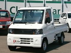 ミニキャブトラック660 Vタイプ エアコン付 4WD