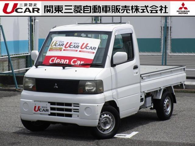 三菱 660 VX-SE エアコン パワステ 4WD 5速MT