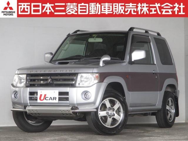 三菱 エクシード 4WD 距離無制限保証1年付 HDDナビ付