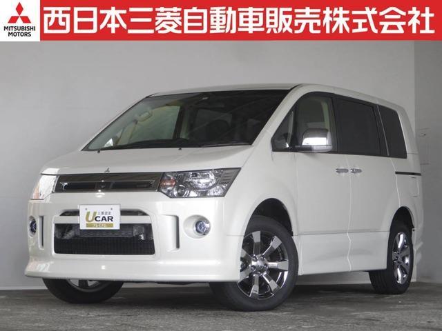 三菱 ローデスト ロイヤル Dターボ 4WD 距離無制限保証3年付