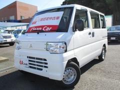 ミニキャブバン660 CD 4WD 標準ルーフ