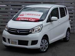 eKワゴン660 E メモリーナビ・フルセグTV・元試乗車