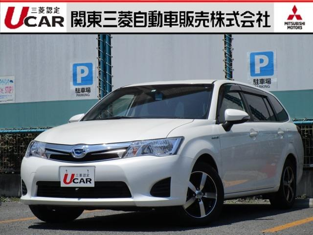 トヨタ 1.5 ハイブリッド G シートヒーター装着車