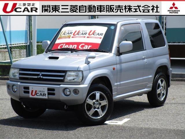 三菱 660 アクティブフィールド エディション ターボ 4WD