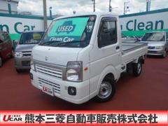 キャリイトラック660 FC エアコン・パワステ 3方開