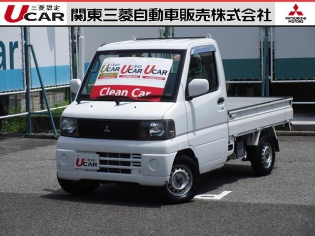 三菱 660 VX-SE 切換え4WD 荷台ライト ワンオーナー