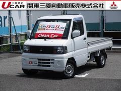 ミニキャブトラック660 VX−SE 切換え4WD 荷台ライト ワンオーナー