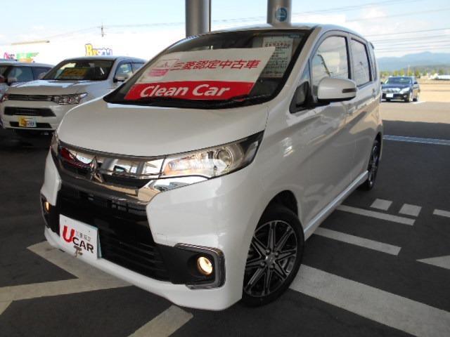 三菱 Tプレミアムエディション 4WD HID