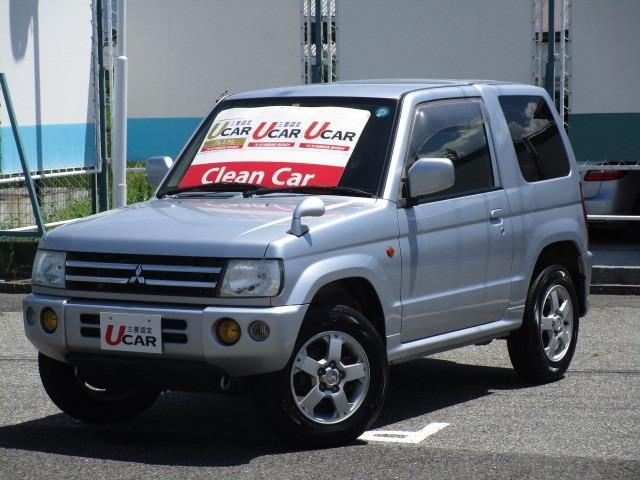 三菱 660 XR 切換え4WD 5速マニュアル