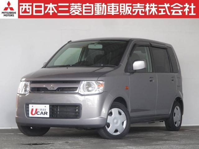 三菱 G 4WD 距離無制限保証1年付 CD/MDデッキ付