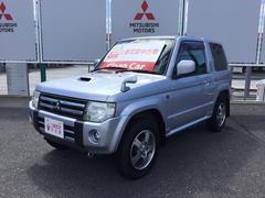 パジェロミニ660 VRターボ 4WD 三菱認定中古車
