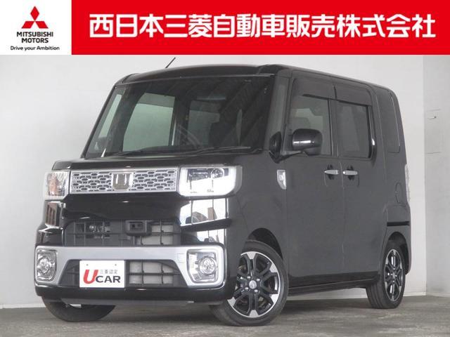 ダイハツ G SA 4WD 距離無制限保証1年付 メモリーナビ付