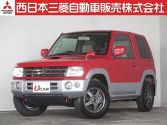 パジェロミニVR 4WD 距離無制限保証1年付