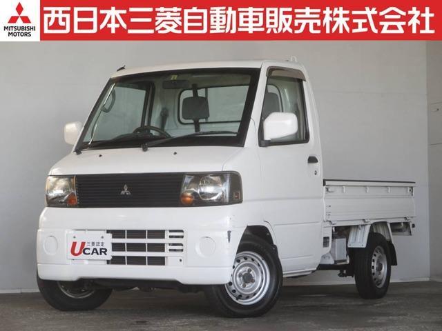 三菱 VX-SE エアコン付 4WD 距離無制限保証1年付