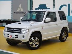 パジェロミニ660 ホワイトパールセレクト 4WD