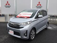 eKカスタム660 T 4WD 三菱認定中古車