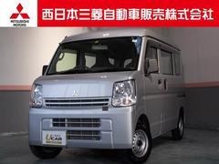 ミニキャブバン660 M ハイルーフ 5AMT車 4WD