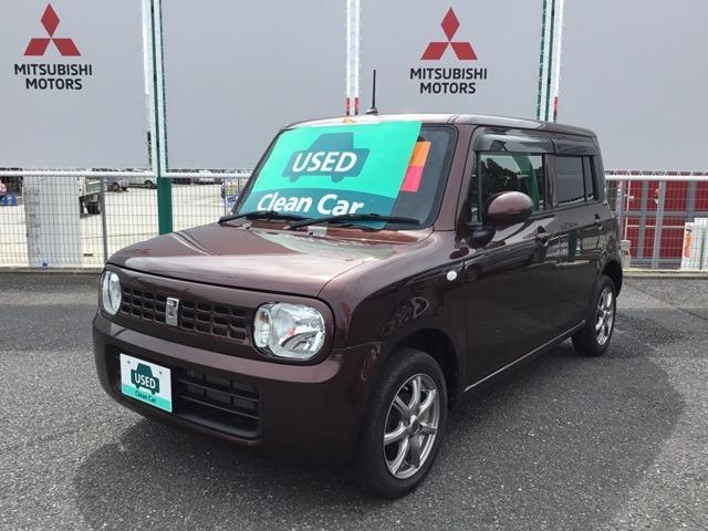 スズキ 660 G 4WD スマートキー CD 宮城三菱認定中古車