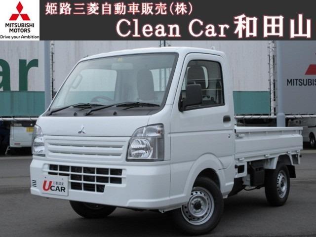 三菱 660 M 4WD 3方開 ABS エアコン パワステ