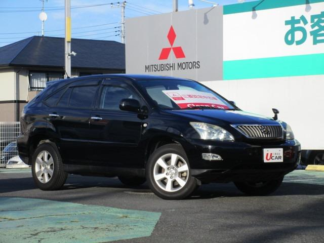 トヨタ 2.4 240G Lパッケージ リミテッド HDDナビ