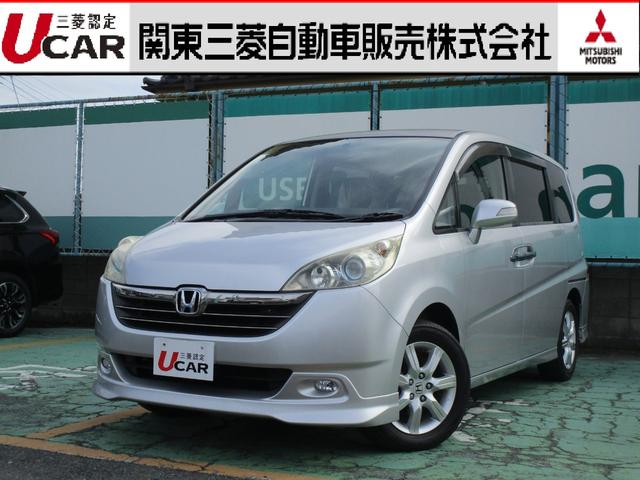 ホンダ 4WD 2.4 24Z HDDナビ HIDランプ 車検整備付