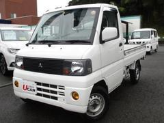 ミニキャブトラック660 VX−SE 4WD AT エアバック フォグランプ付