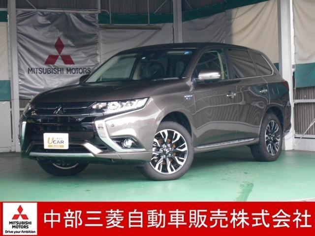 三菱 2.0 G セイフティパッケージ 4WD 1500W給電機能