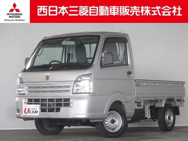 スズキ KC 農繁仕様 3方開 4WD 距離無制限保証1年付