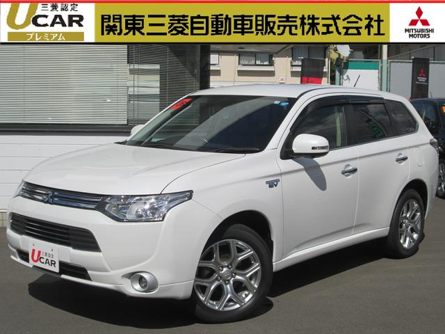 三菱 20 GナビPKG 4WD 禁煙車 AC電源 純正ナビ