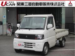 ミニキャブトラックVX−SE(エアコン付) 4WD ワンオーナー