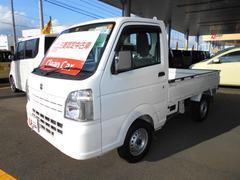 キャリイトラック660 KC エアコン・パワステ 農繁仕様 3方開 4WD