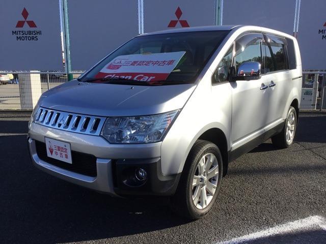 三菱 2.4 G プレミアム 4WD 宮城三菱認定中古車