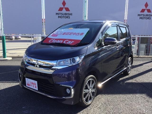 三菱 660 Tターボ セーフティパッケージ 宮城三菱認定中古車
