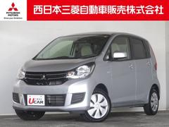 eKワゴンE 距離無制限保証1年付 オーディオレス車