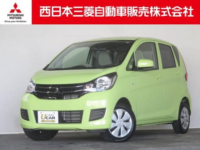 三菱 E 距離無制限保証3年付 オーディオレス車
