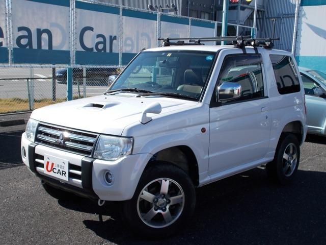 三菱 660 プレミアム セレクション 4WD CD バックカメラ