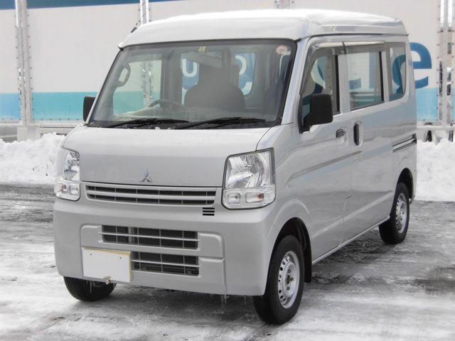 三菱 ミニキャブバン 660 M ハイルーフ 4WD (車検整備付)