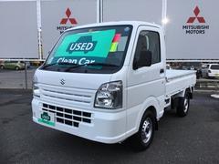 キャリイトラック660 KCエアコン・パワステ 4WD 宮城三菱認定中古車