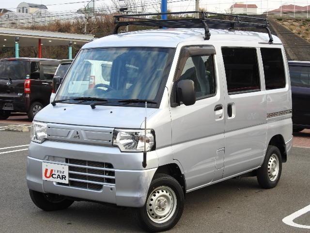 ミニキャブ・ミーブ(三菱) CD 16.0kwh 4シーター 中古車画像
