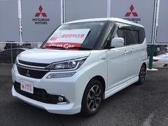 デリカD:21.2 カスタムハイブリッドMV 4WD 宮城三菱認定中古車