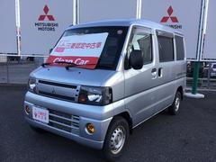 ミニキャブバン660 CL ハイルーフ 4WD 宮城三菱認定中古車