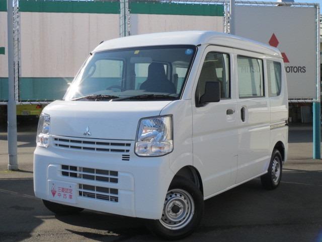 三菱 660 M ハイルーフ 4WD 4速AT ABS