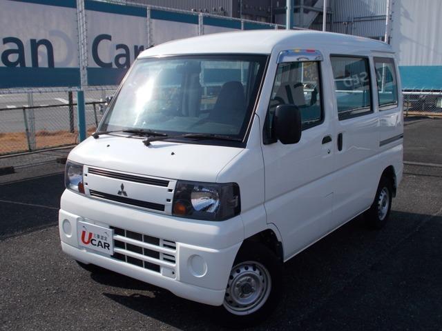 三菱 660 CD ハイルーフ パワステ 運転席助手席エアバッグ