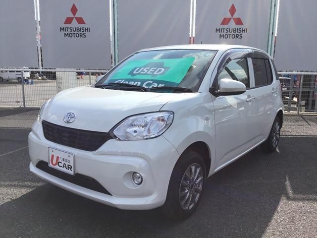 トヨタ 1.0 X Lパッケージ 4WD 宮城三菱認定中古車