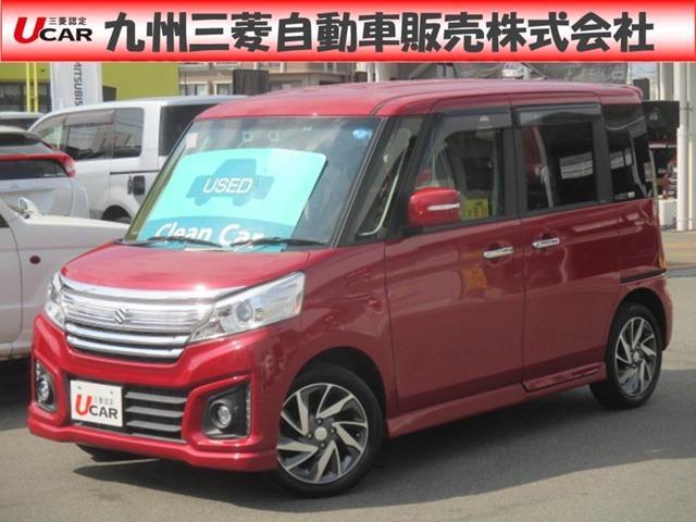 スズキ 660 カスタム XS デュアルカメラブレーキサポート装着車