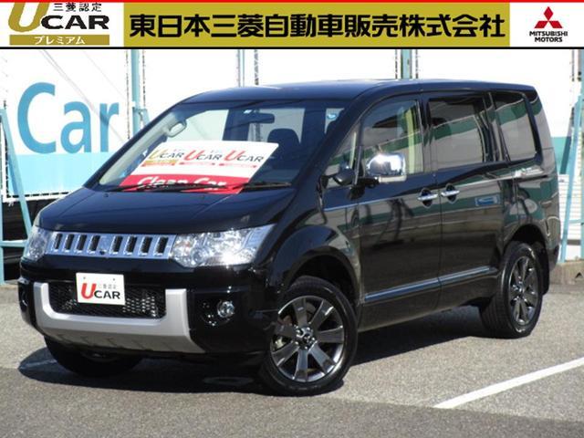 三菱 2.2D シャモニー ディーゼルターボ4WD ETC 8人乗