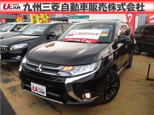 三菱 2.0 G ナビパッケージ 4WD 三菱認定中古車保証付!!