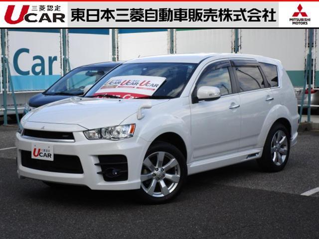 三菱 2.4G ローデスト 4WD ナビ連動ETC車載器装備!!